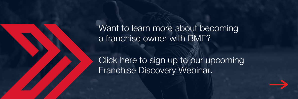 Book a BMF Franchise Discovery Webinar