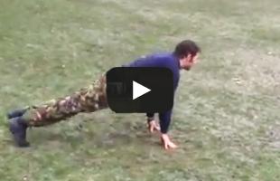 Burpee technique |British Military Fitness
