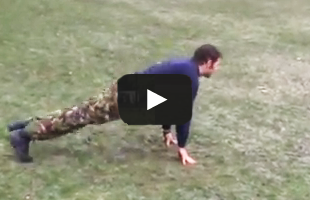 Burpee technique |British Military Fitness
