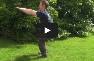 Squat technique |British Military Fitness