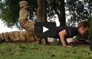 Upper Body Exercises | British Military Fitness