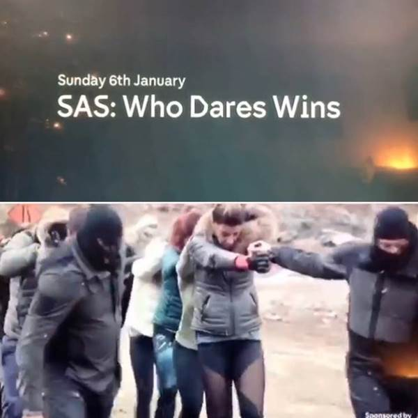 who dares wins 3