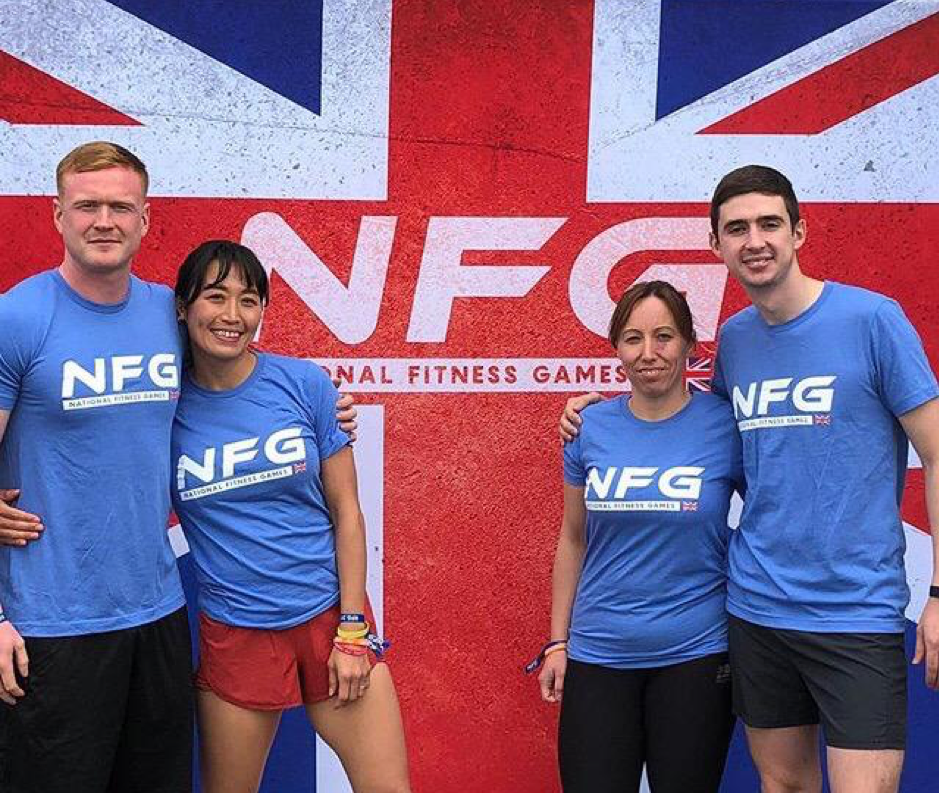 National Fitness Games - September 2019