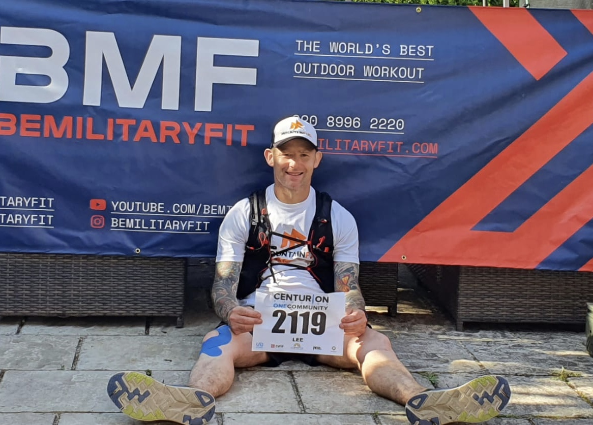 Long distance running advice from BMF ultra marathon runner – Lee Scott