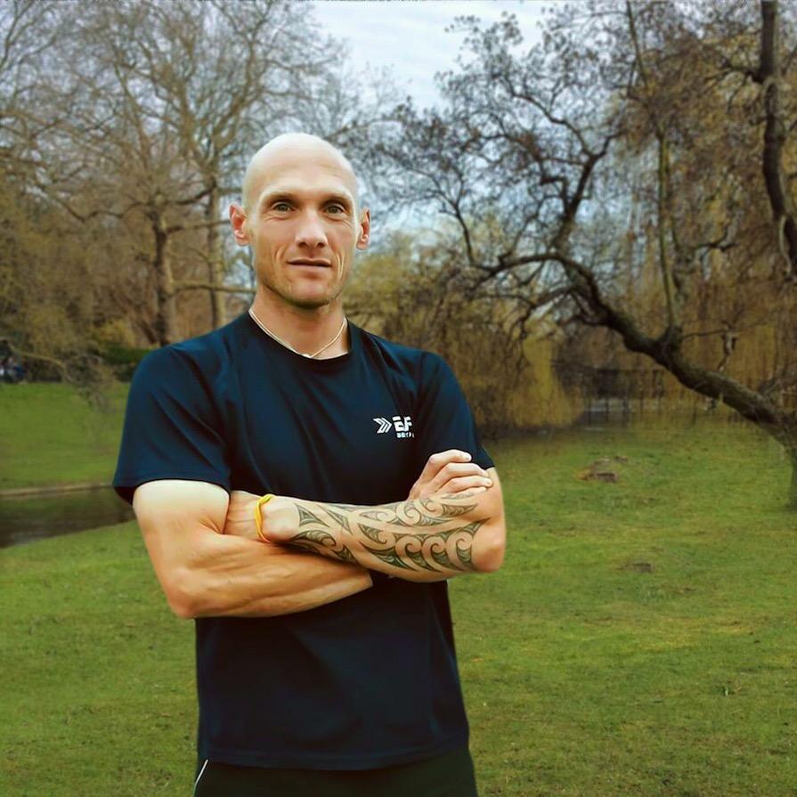 BMF helped my well-being - by Arian van helden