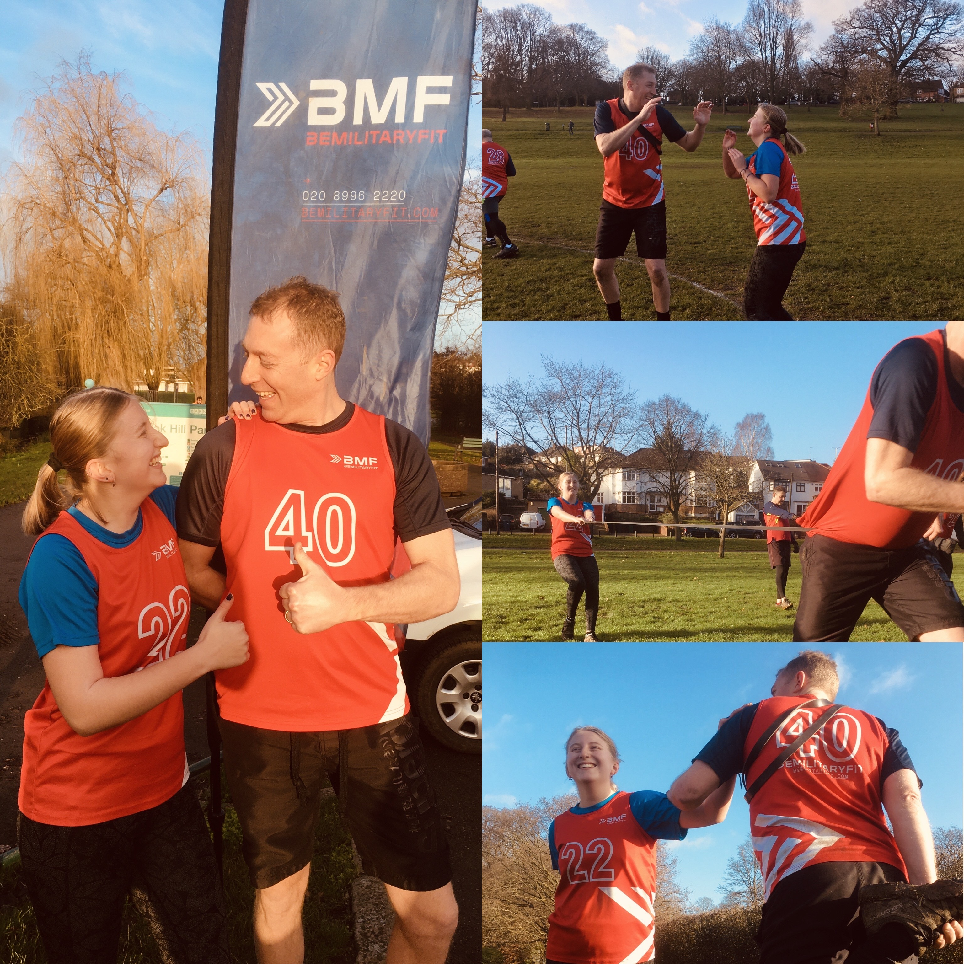 BMF - GREAT FOR FAMILY FITNESS
