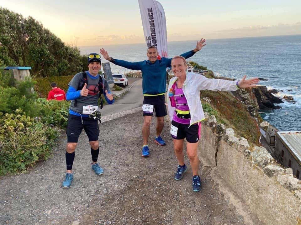 BMF SOLIHULL TAKE ON 44 MILES OF THE CORNISH COAST