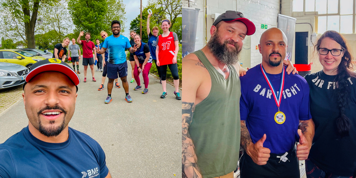 CONNECTING COMMUNITIES AND INSPIRING INDIVIDUALS: INSTRUCTOR ALI'S JOURNEY TO BMF